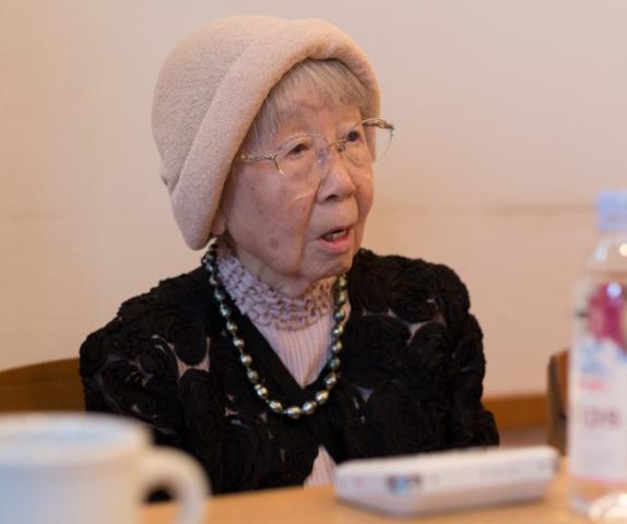 Meiko Kuriharaさん