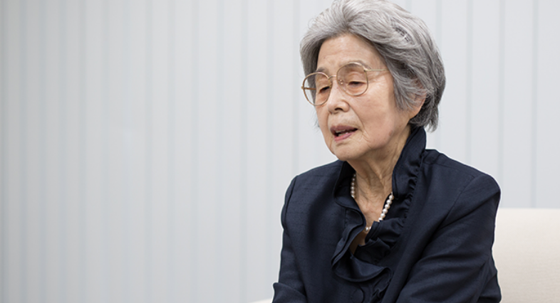Yoshiko Kajimotoさん