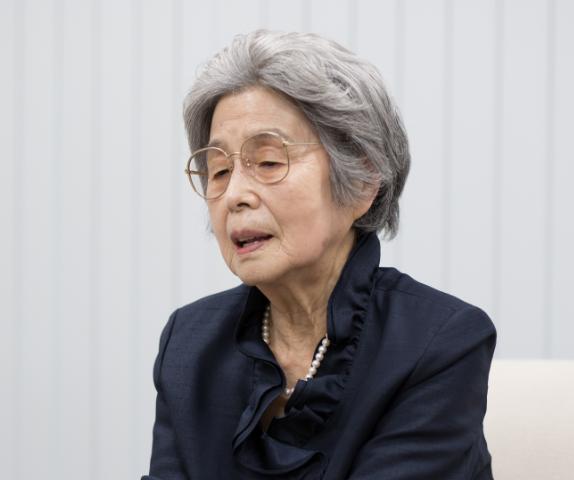 梶本 淑子さん