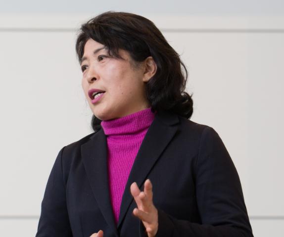 Michiko Yamaokaさん